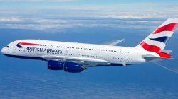 Almanya'ya Giden Uçak Yanlışlıkla İskoçya'ya İndi
