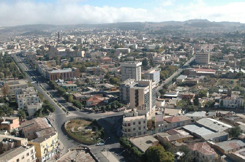 Başkent Asmara