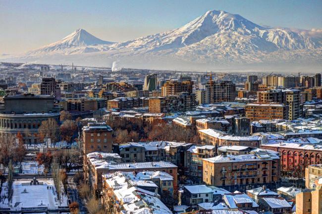Ermenistan İklimi