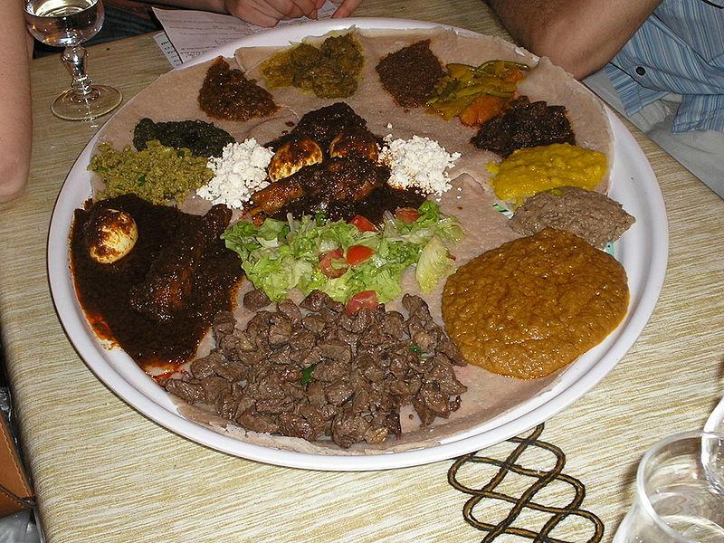 Etiyopya mutfağı