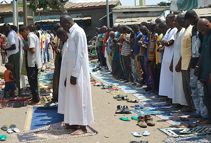 Fildisi Sahilinde  en yaygın  din  İSLAM'dır