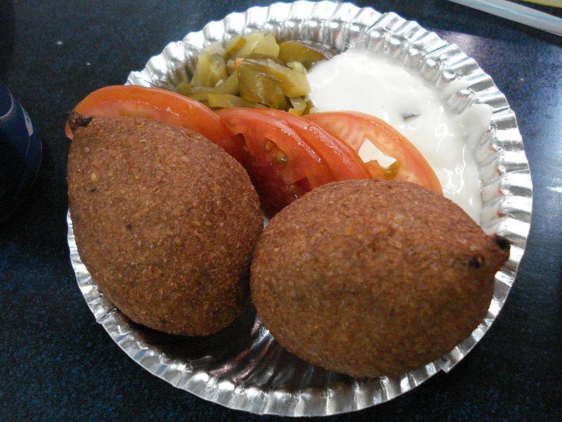 Filistin  mutfağı - Kubbi topları