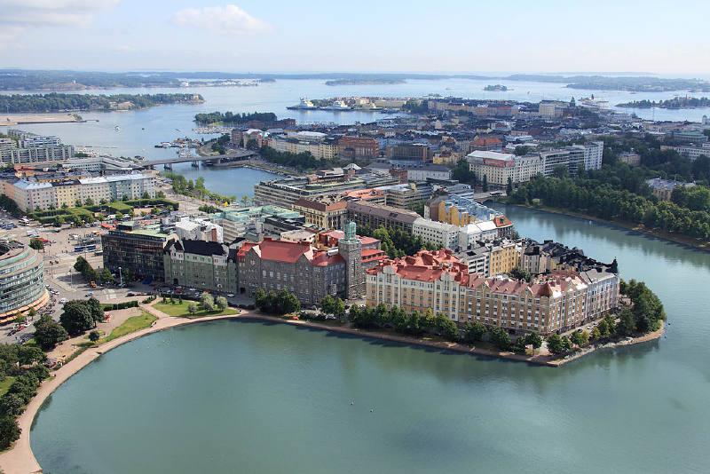 Başkent Helsinki