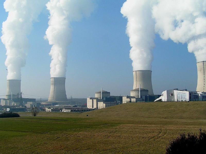 Fransa, elektriğinin çoğunu (dünyanın en yüksek yüzdesi) nükleer enerjiden alıyor.