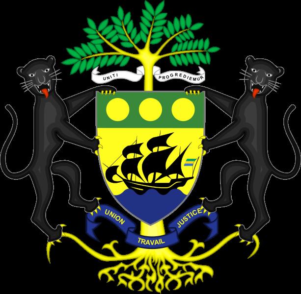 Gabon Arması