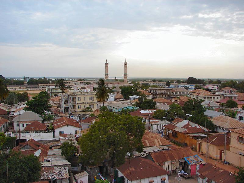 Başkent Banjul