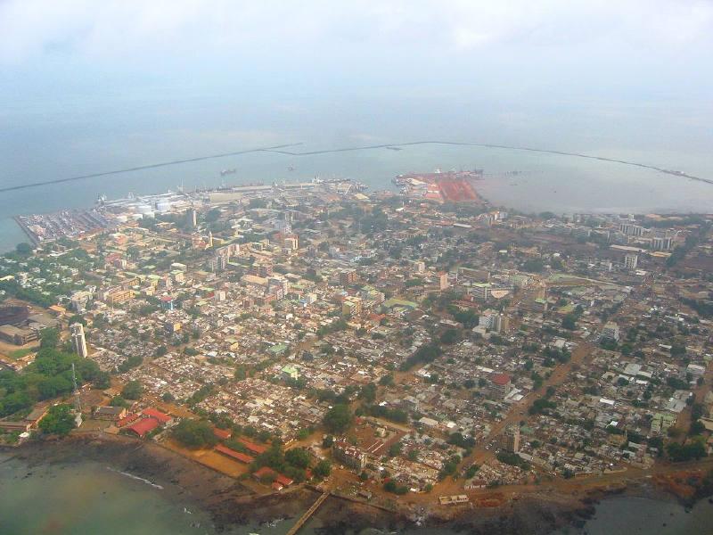 Başkent Conakry