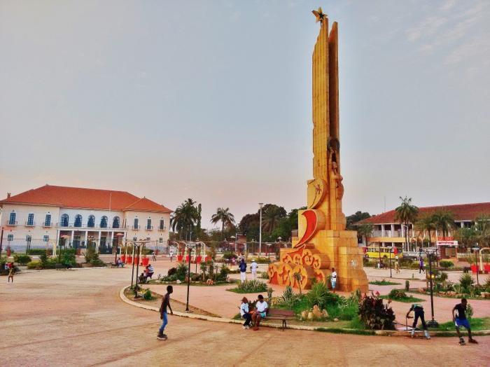 Gine Bissau Cumhuriyeti