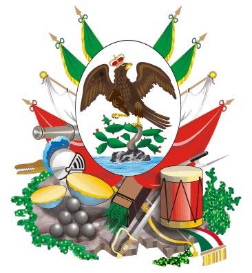 Guatemala'nın da içinde yer aldığı Orta Amerika Birleşik Devletleri Arması