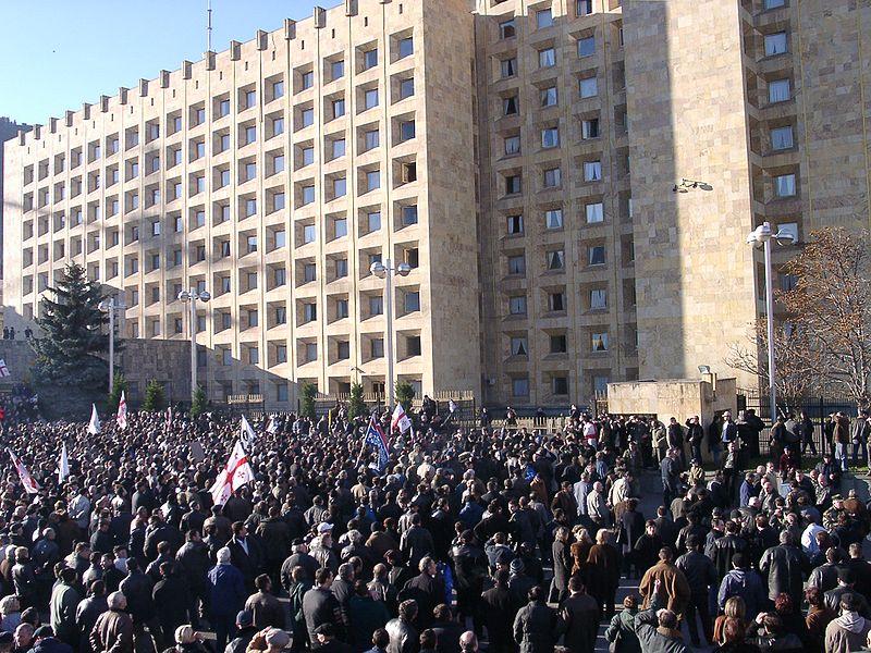 Tiflis, 22 Kasım 2003