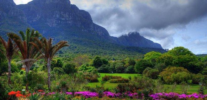 Güney Afrika Cumhuriyeti iklimi