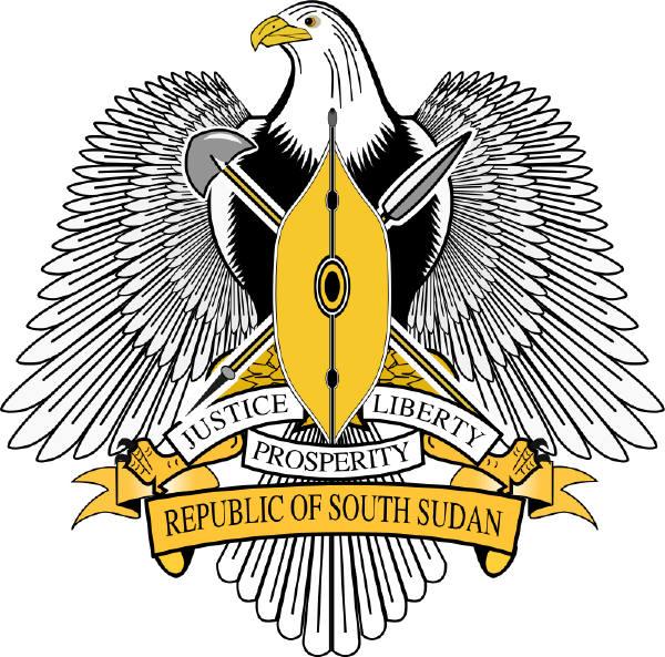 Güney Sudan arması