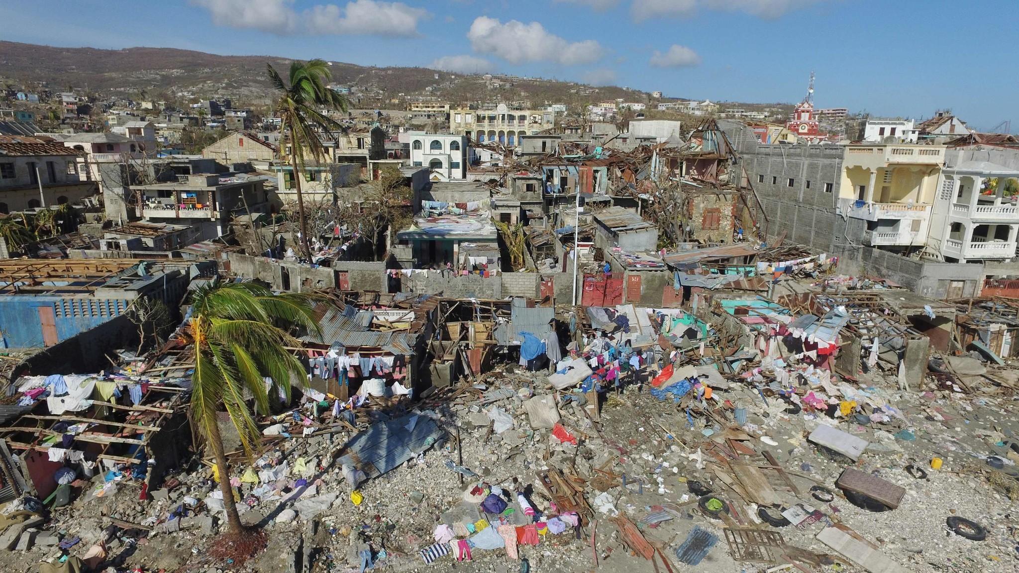 Haiti Depremi