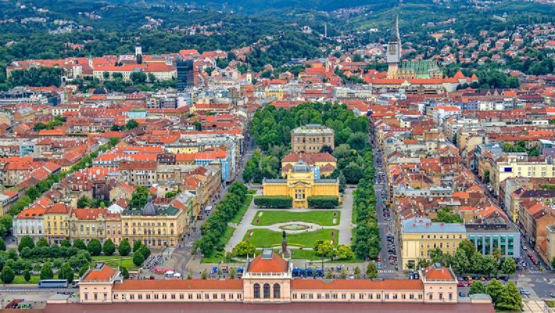 Başkent Zagreb