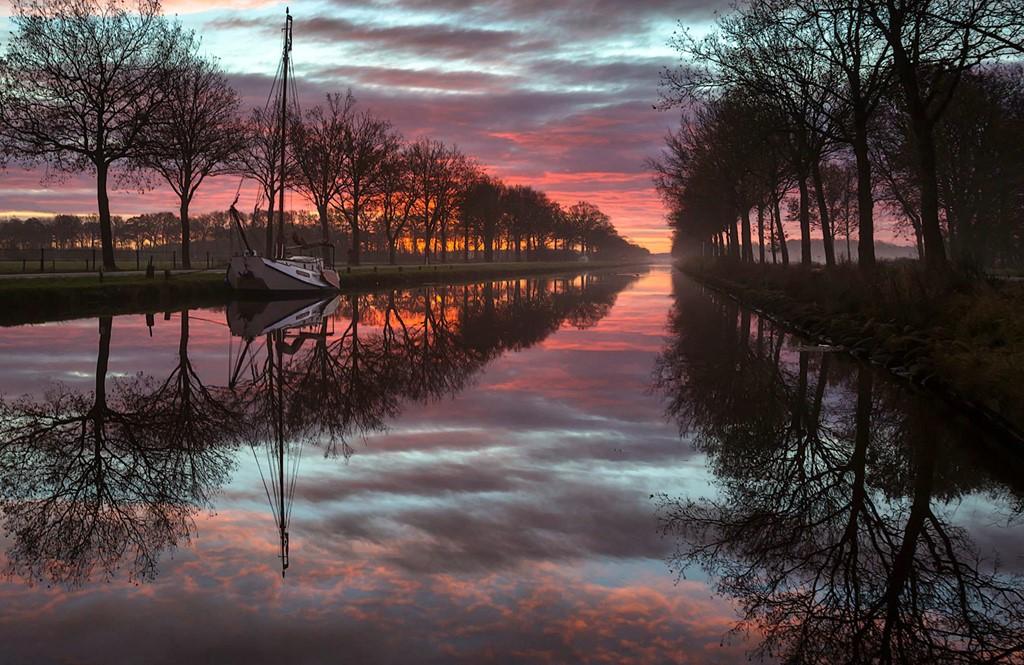 Hollanda  iklimi