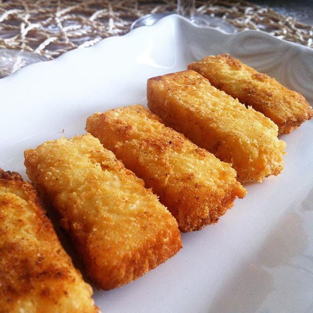 Hollanda  mutfağı - Peynir kızartması