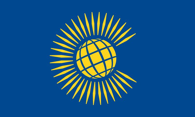 İngiliz Milletler Topluluğu bayrağı