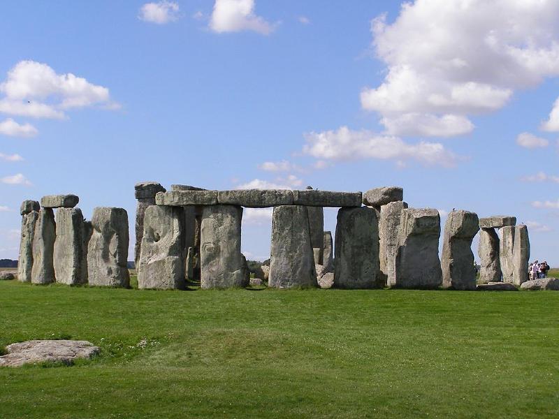 Stonehenge, Neolitik bir anıt