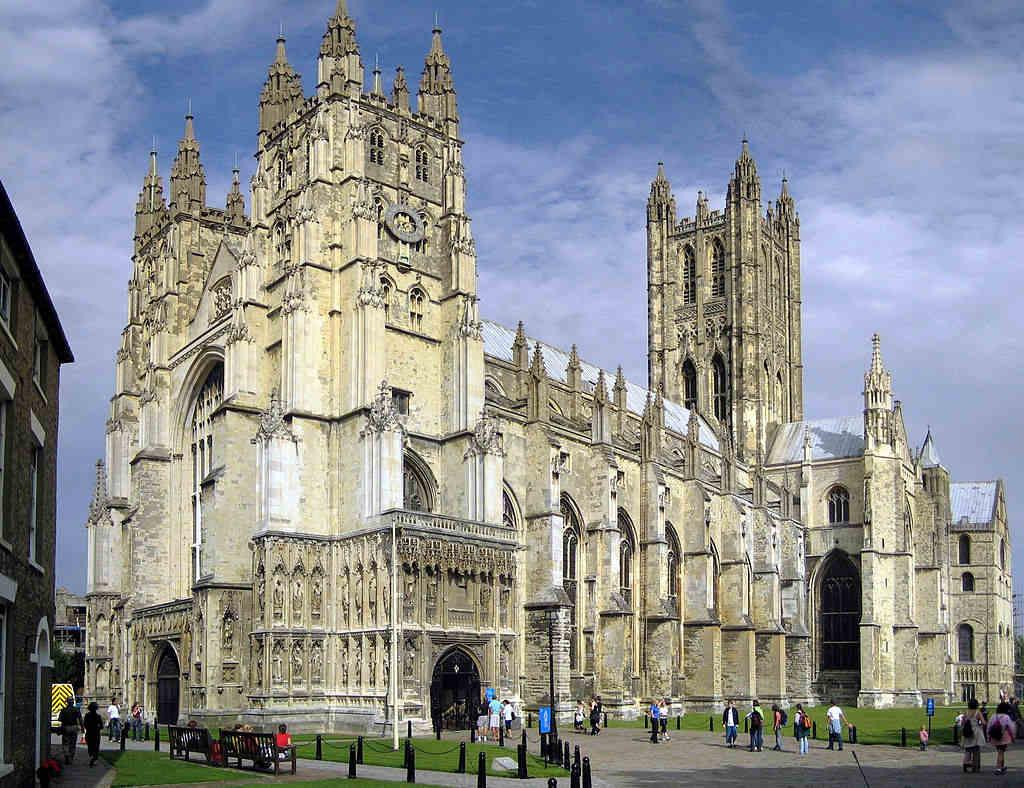 Canterbury Katedrali - Kent