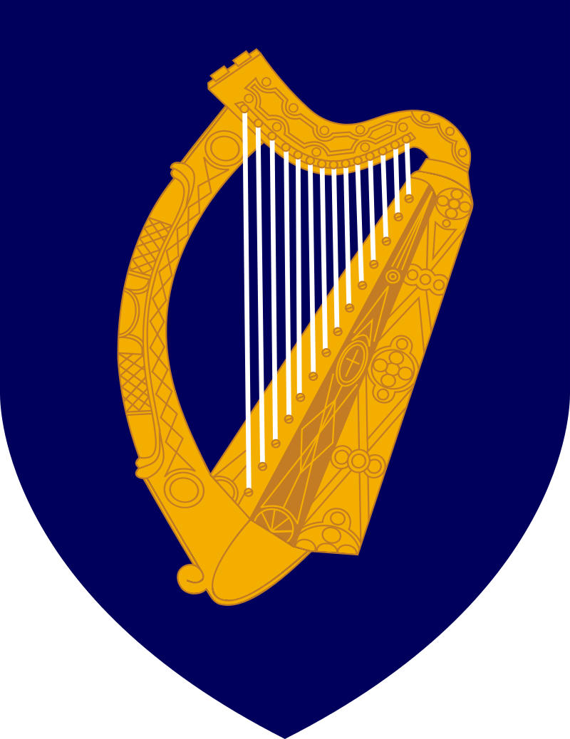 İrlanda arması