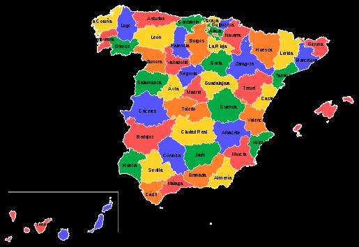 İspanya illeri