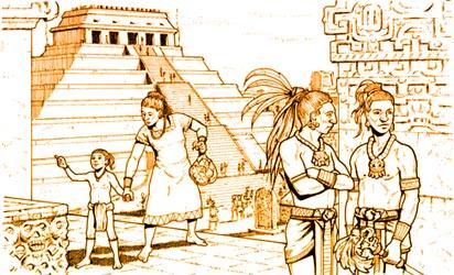 Maya dönemi