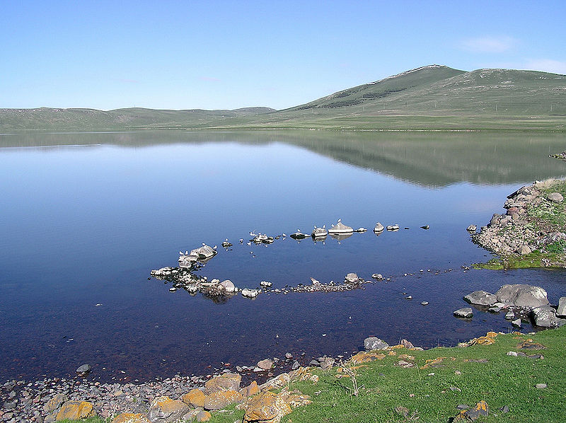 Saghamo Gölü
