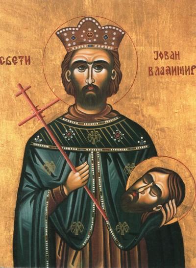Dukliya kralı Jovan Vladimir