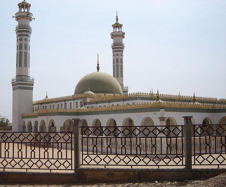 Ngaoundéré'de bir camii