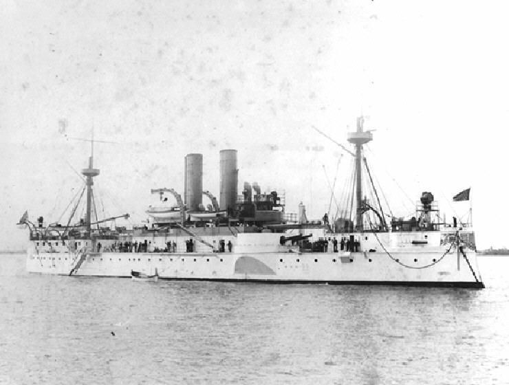 USS Maine (ACR-1)