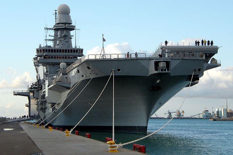Uçak gemisi Cavour