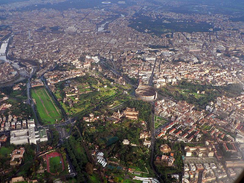 İtalya Başkenti Roma
