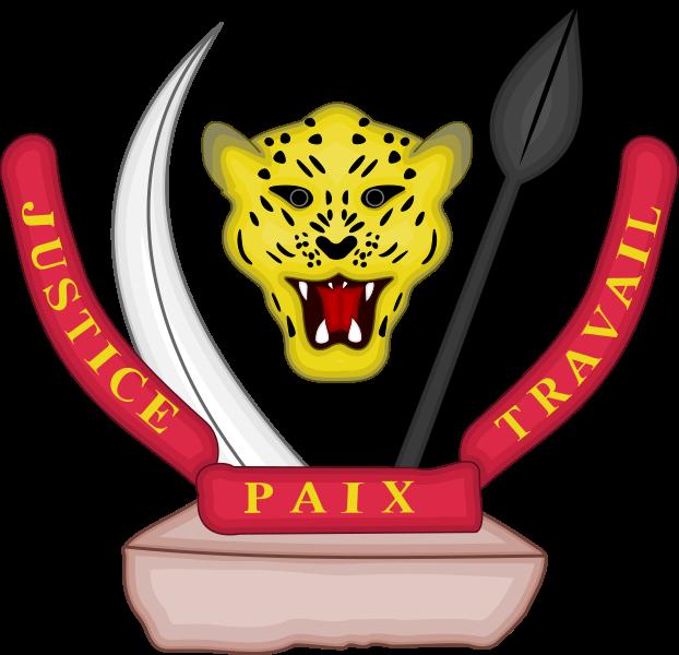 Demokratik Kongo Cumhuriyeti Arması