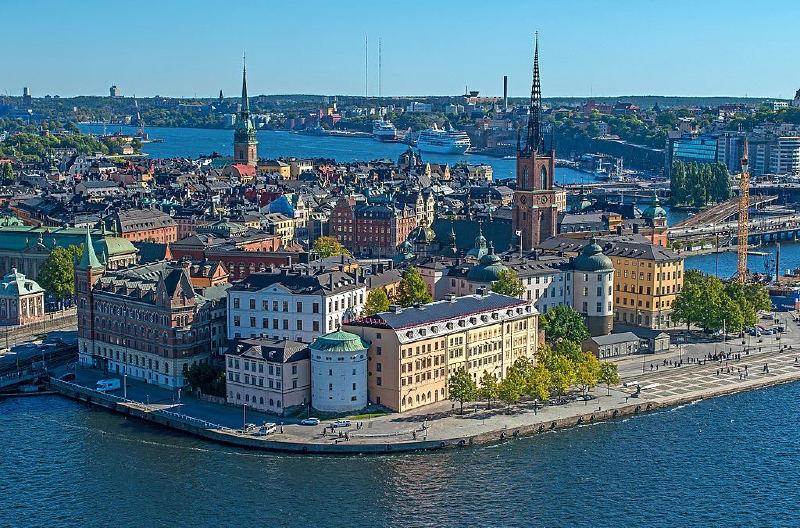 Stokholm, İsveç'in başkenti ve en büyük kentidir.