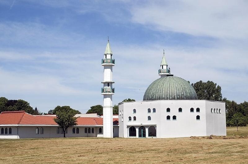 İsveç'teki en eski ikinci cami Malmö Camii'dir