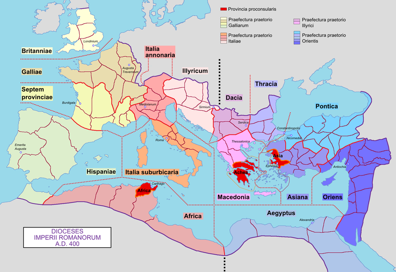 İtalya 400'lü yıllar