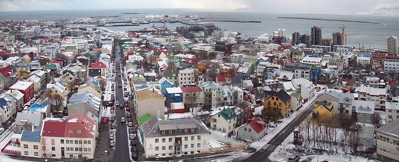 Başkent Reykjavik