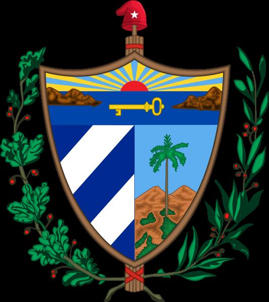 Küba Arması