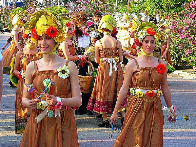 Kıbrıs festivali