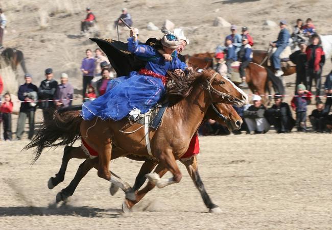 Kırgız Festivali