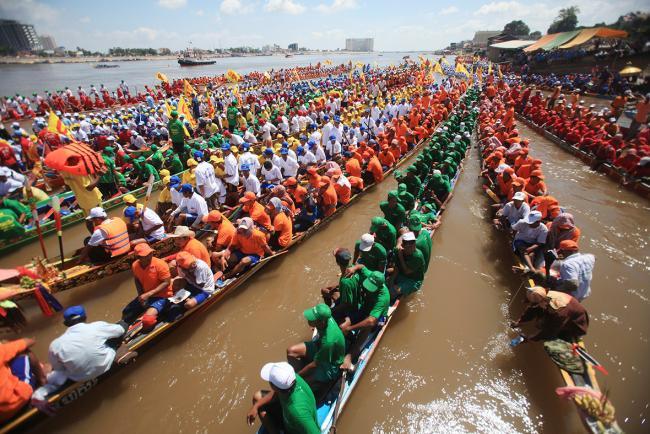 Kamboçya Festivalleri