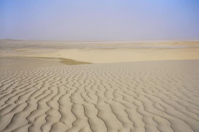 Katar çölleri