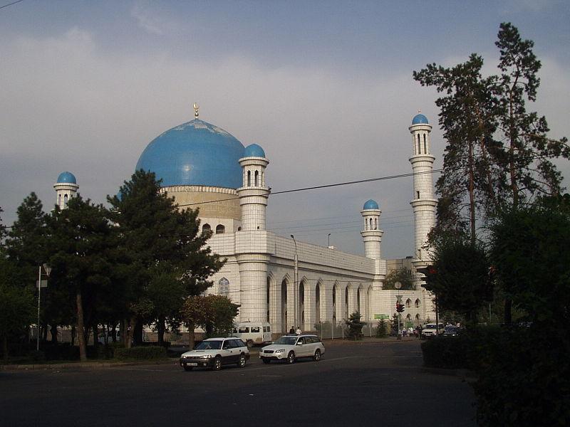 Almatı Merkez Camii