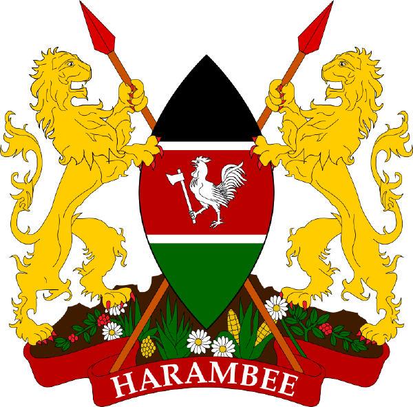 Kenya arması