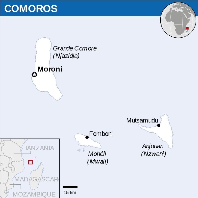 Komorlar