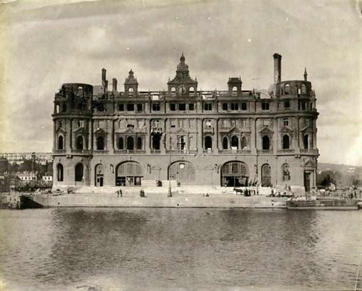 Haydarpaşa Sabotajı 6 Eylul 1917