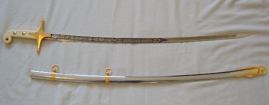 Mamlûk kılıcı