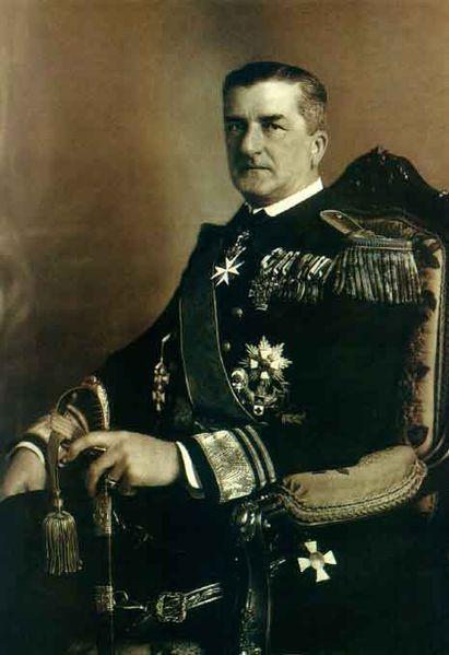 Miklós Horthy de Nagybánya, Macaristan Kral Naibi