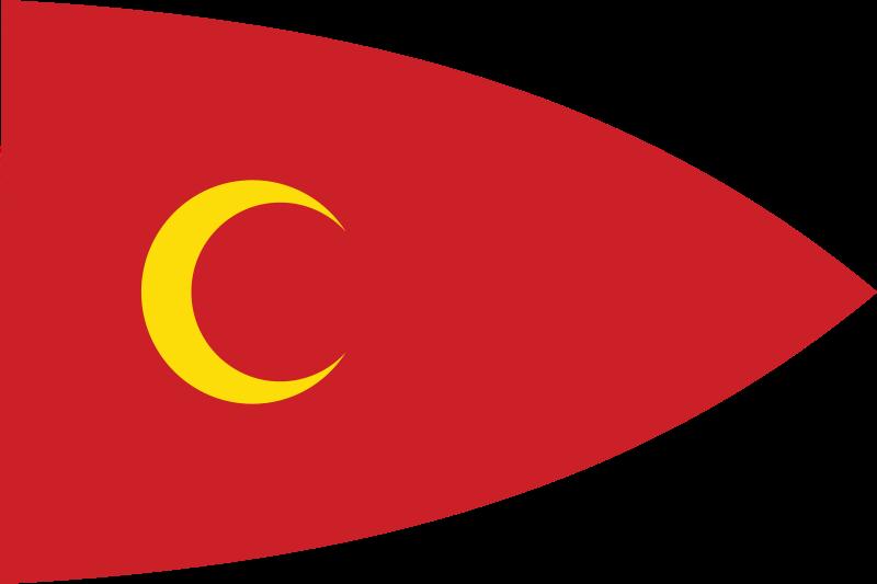 Osmanlı İmparatorluğu Bayrağı (1453-1844)]Osmanlı İmparatorluğu Bayrağı (1453-1844)