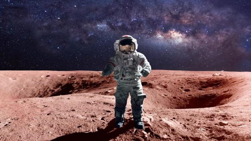 İsmini Mars'a Gönder